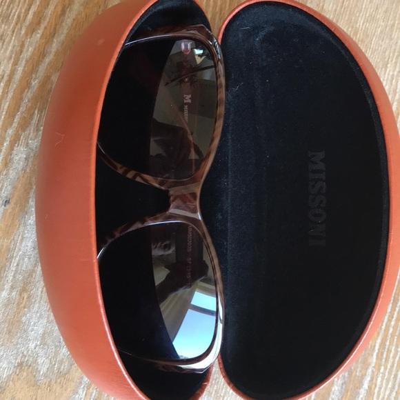 Missoni Accessories - MISSONI SUNGLASSES